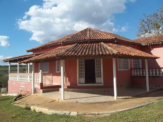 Sítio Com 3 Quartos Para Comprar No Zona Rural Em Carmo Do Cajuru/mg - 1473
