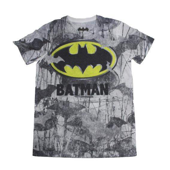 Remera Batman Original Dc Comics (0052)