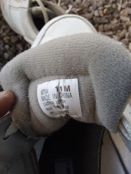 Zapatillas De Cuero,marca Rockport. Tipo Tenis.