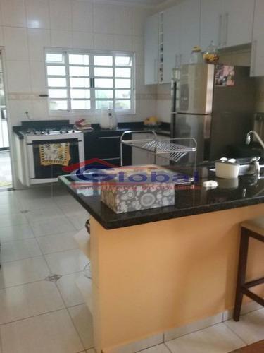 Casa Térrea - Bairro Campestre  - Gl38435