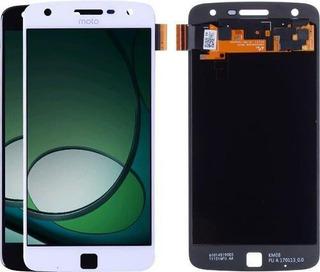 Tela Touch Screen Display Lcd Motorola Moto Z Play Original