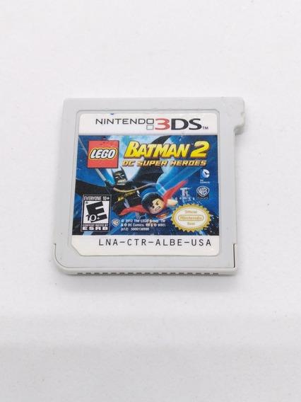 Lego Batman 2 Dc Super Heroes Nintendo 3ds Midia Fisica Jogo