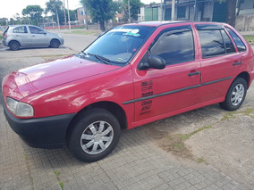 Volkswagen Gol Generacion 2