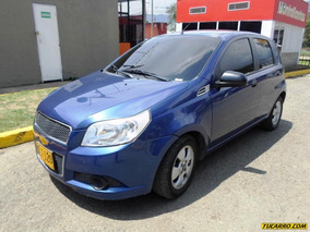 Chevrolet Aveo Emotion Gt At 1600 Cc 5p Aa Ab