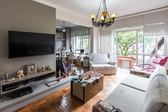 Apartamento Em Menino Deus Com 3 Dormitórios - Lu430055