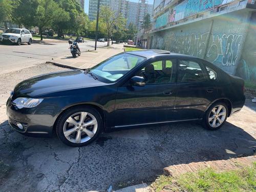 Subaru Legacy 2009 3.0 R 5at Si-drive Sb Sawd Sportshift