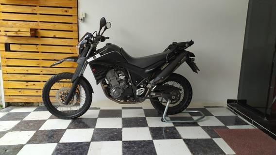 Yamaha Xt 660 R 2013 Preta Tebi Motos