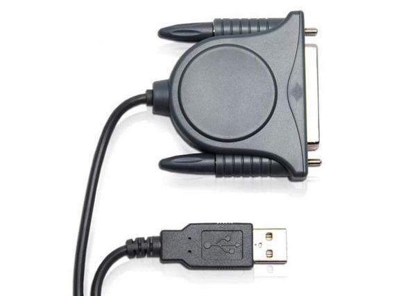 Conversor Usb/paralelo Db25 Comtac 9018