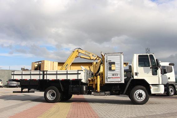 Ford Cargo 1317 4x2 2011 Munck Rodomaq = 1315 1318 13190