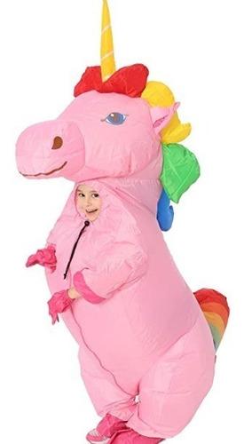 Disfraz Inflable Unicornio Niñas Halloween - Modelos