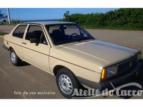 Volkswagen Voyage Ls 1984 Raro Estado - Ateliê Do Carro