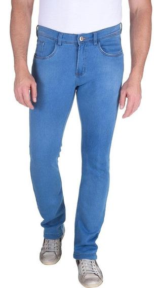 Calça Jeans Moletom Azul 49495 Colombo