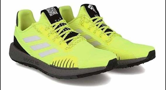 Tenis adidas Pulseboost Hd Wntr M Running Original Ef8906