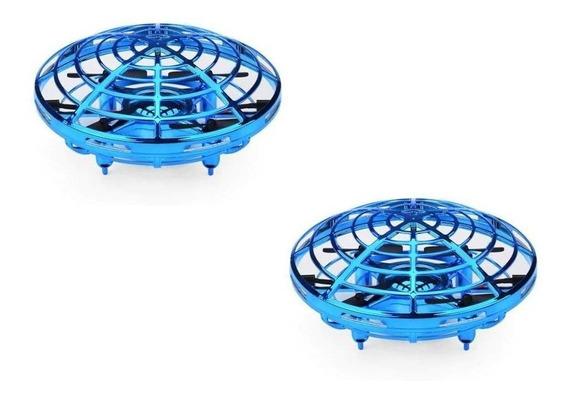 2 Drone Voador Com Sensor Flying Jjrc H49