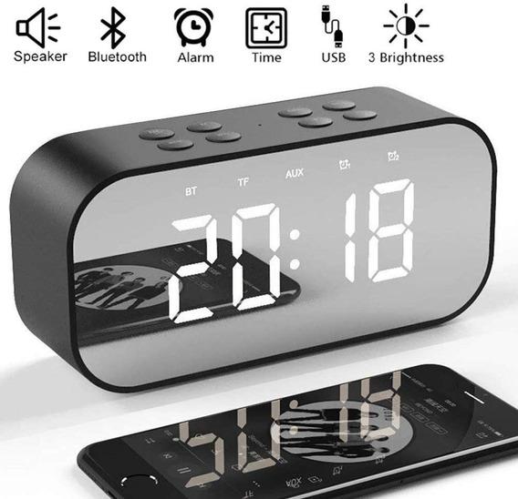 Reloj/despertador Digital Con Altavoz