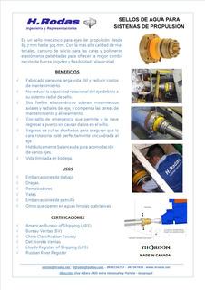 Sello De Agua Thordon Para Sistema De Propulsión