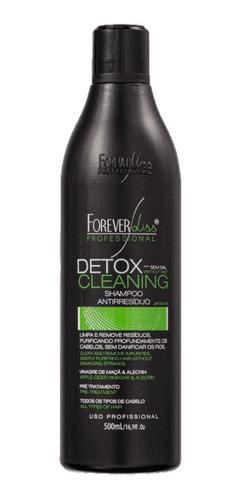 shampoo detox forever liss