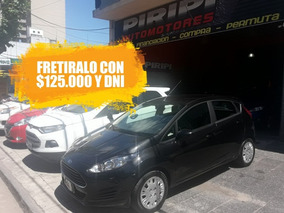 Ford Fiesta Kinetic Design 2015, Financiacion Solo Con Dni