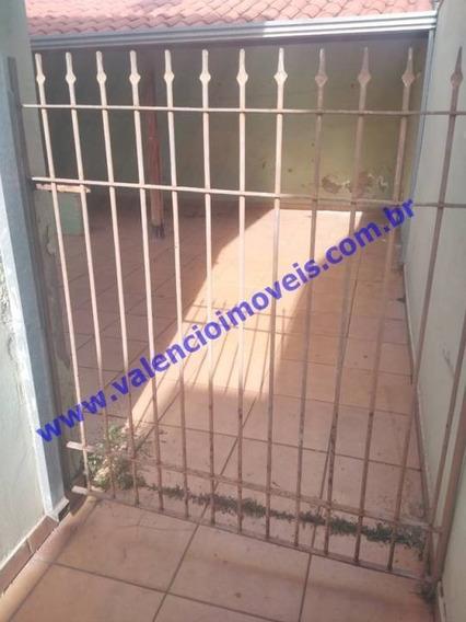 Locação - Casa - Parque Residencial Jaguari - Americana - Sp - 3142loc