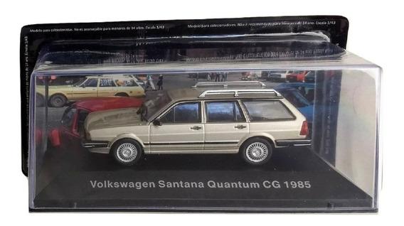 Colección Autos De Volkswagen - N° 12 Santana Quantum Cg
