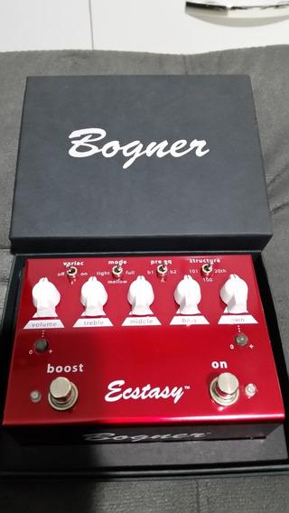 Pedal Bogner Ecstasy Red