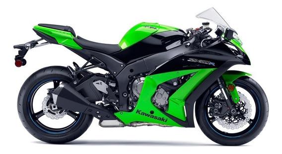 Sucata Kawasaki Zx10 Apenas Em Peças