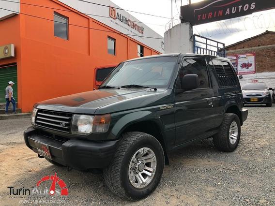 Mitsubishi Montero 3.0 Año 2004