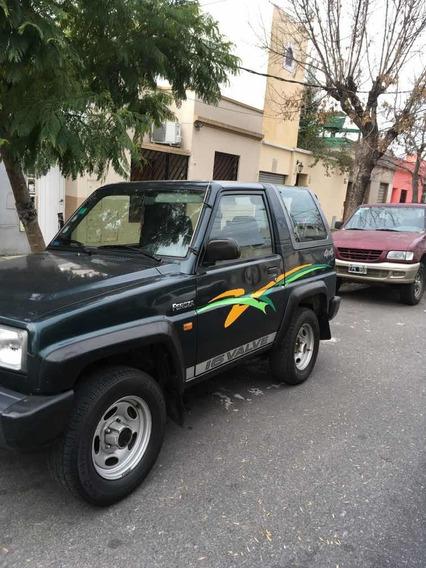 Daihatsu Feroza 4x4 16v Inyeccion Techo Cabriolet No Vitara