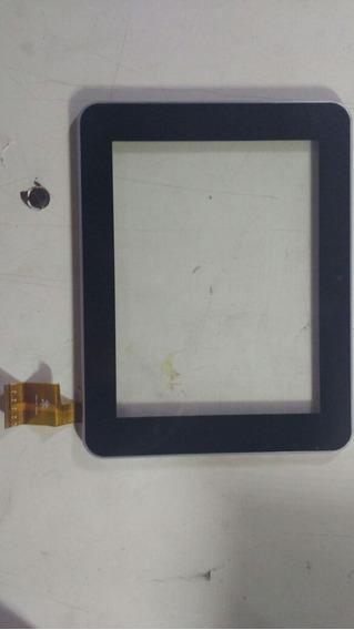 Tela Touch Tablet Lenoxx Preto