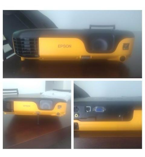 Projetor Epson Powerlite Eb-x02 Xga Vga 2600 Lumens