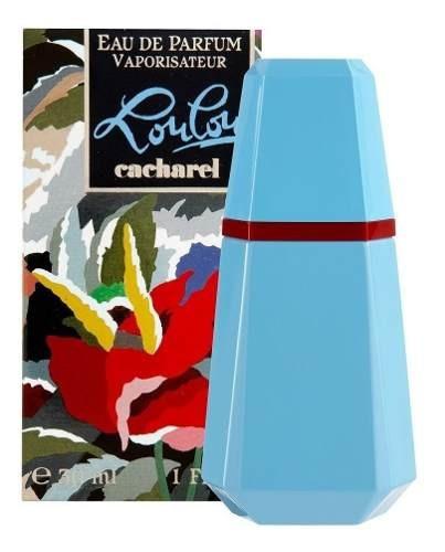 Cacharel Loulou Edp 30ml Silk Perfumes Original Ofertas