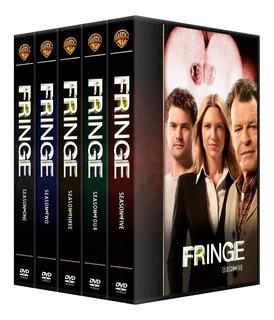 Fringe Temporada 1 en Mercado Libre Argentina