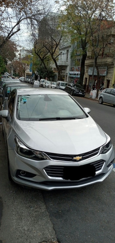 Chevrolet Cruze Ii 1.4 Sedan At Ltz 2017