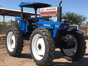 Tractor Agrícola New Holland 7610 Seminuevo