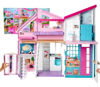 Casa De La Barbie Mansion Malibu Original Mattel Oferta