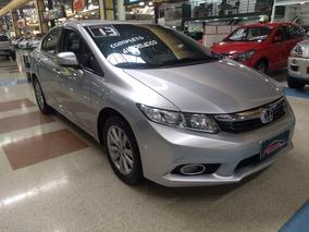 Honda Civic 2013 1.8 Flex Automatico+multmidia Top !!!!!!!