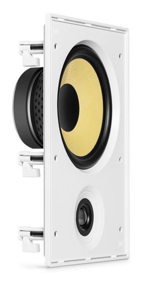 Jbl Ci8r Caixa Acústica De Embutir Retangular Cone Kevlar Un