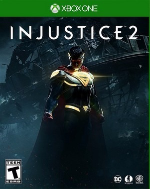 Injustice 2 - Xbox One - Mídia Física