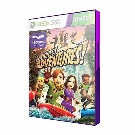 Kinect Adventures Original Xbox 360, Lacrado, 22 Jogos