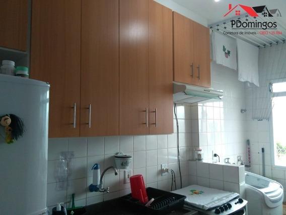 Apartamento Completo Para Locação No Condomínio Residencial Praças De Sumaré, Em Nova Veneza - Sumaré - Sp!!! - Ap00257 - 33680708