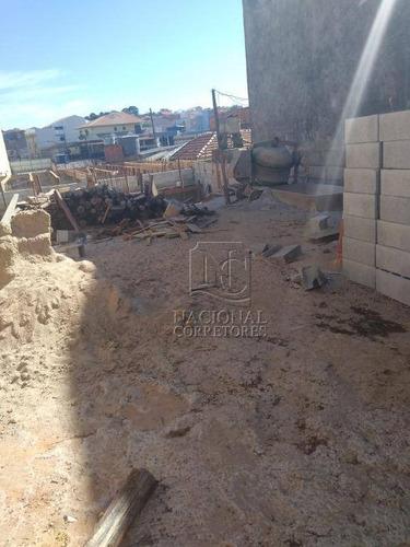 Cobertura Com 2 Dormitórios À Venda, 100 M² Por R$ 330.000,00 - Parque Novo Oratório - Santo André/sp - Co3927