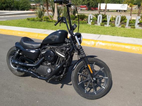 Harley Davidson Iron 883 2016 Con Accesorios