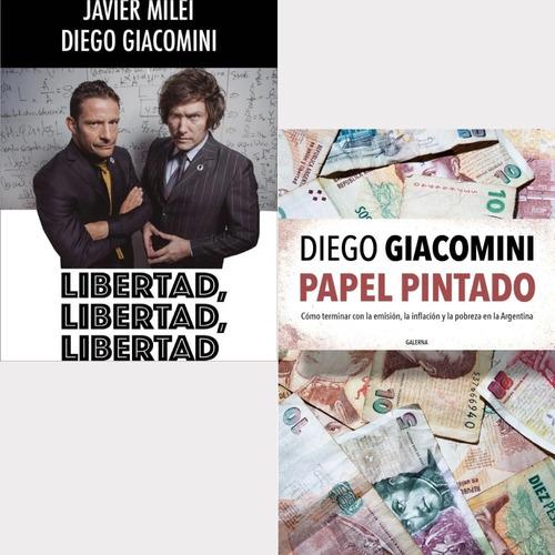 Pack Libertad Libertad + Papel Pintado - Diego Giacomini