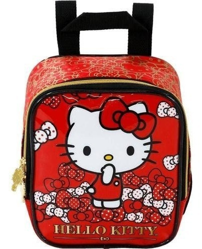 Lancheira Hello Kitty Bow Bow - 7854 - Artigo Escolar