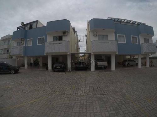 Cobertura À Venda, 120 M² Por R$ 415.000,00 - Ingleses - Florianópolis/sc - Co0213