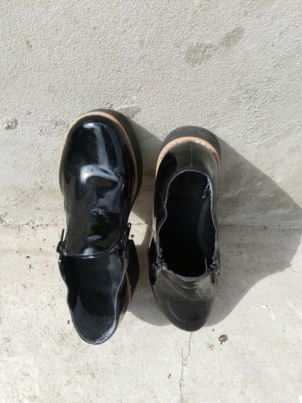 Zapato Con Plataforma