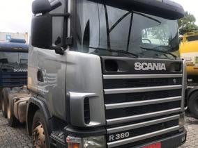 Scania R124 360 - 6x4 - 2004