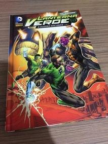 Hq Lanterna Verde Guerra Dos Aneis Vol. 2 Encadernado
