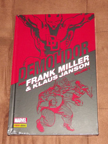 Demolidor De Frank Miller E Klaus Janson Vol. 1