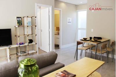 Apartamento Com 2 Dormitórios E 1 Vaga De Garagem No Bairro Bom Fim - Ap4005